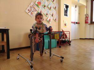 L'assistenza infermieristica a scuola dei bambini disabili