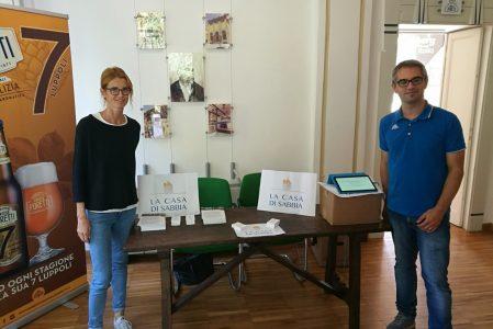 Porte aperte presso il birrificio Angelo Poretti: profit che sostiene no profit