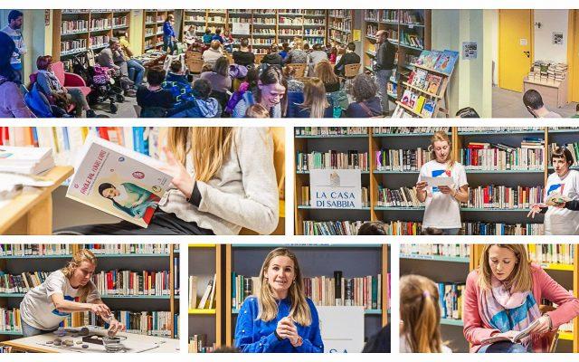 Evento di presentazione del libro Favole dal mondo Expat a Saint-Vincent