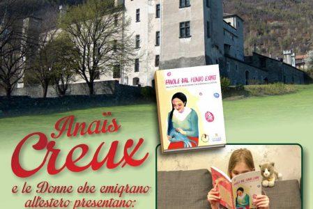 Presentazione del libro Favole dal mondo expat   al castello di Issogne