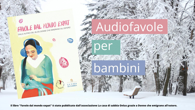 Audiofavole per i bambini