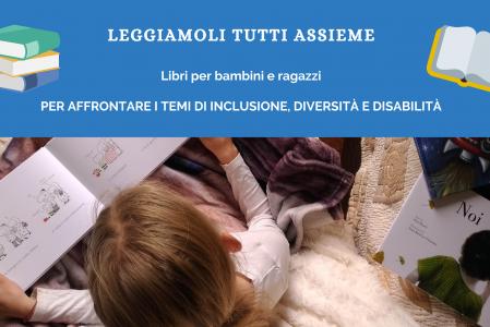 Libri sull'inclusione, diversità e disabilità da leggere con bambini