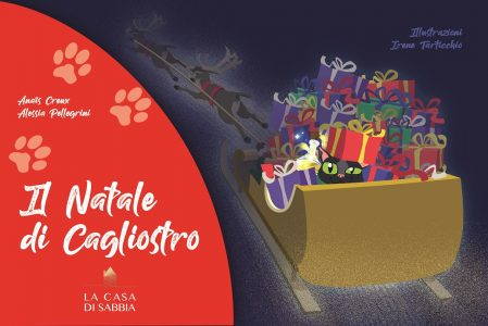 Il Natale di Cagliostro – un libro per tutti i bambini